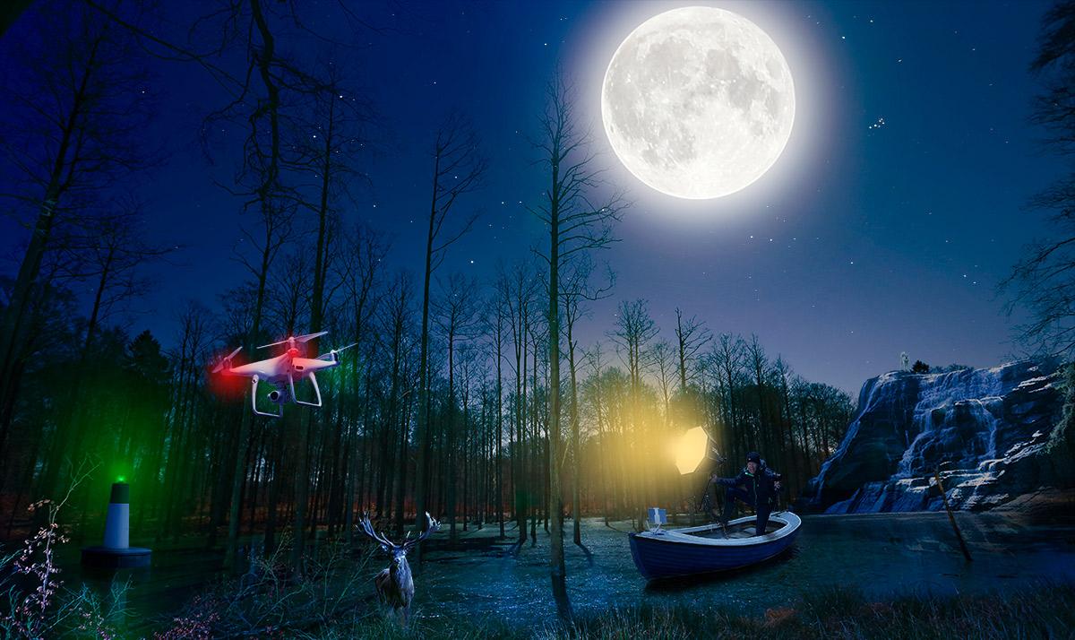 eventyr billeder - drømme foto