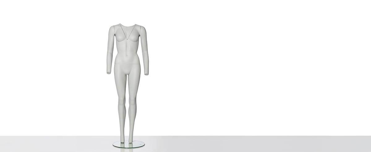Fotografering af tøj på mannequin